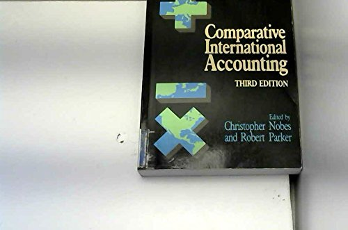 9780131562905: Comparative International Accounting