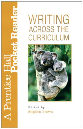 9780131565814: Writing Across the Curriculum: A Prentice Hall Pocket (7th Edition)