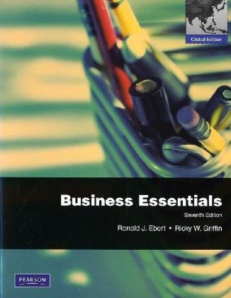 9780131572102: Business Essentials