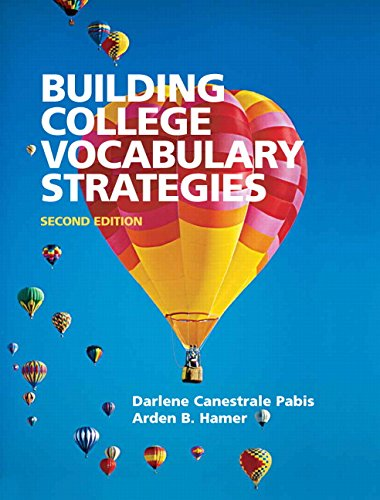 9780131572713: Building College Vocabulary Strategies (2nd Edition)