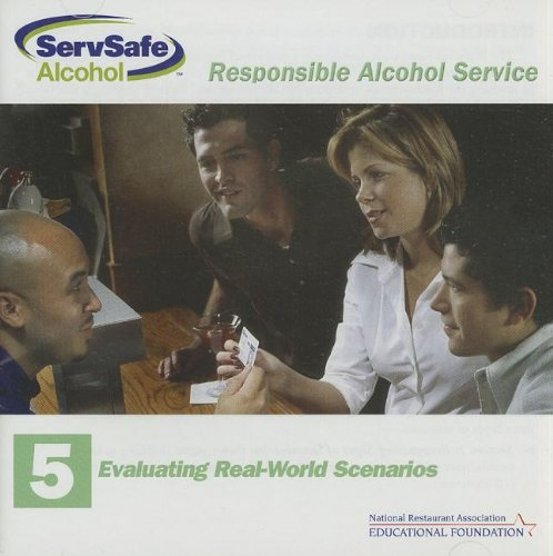9780131572829: DVD 5: Evaluating Real World Scenarios for ServSafe Alcohol: Fundamentals of Responsible Alcohol Service with Answer Sheet (2nd Edition) (ServSafe Alcohol: Responsible Alcohol Service (Video))