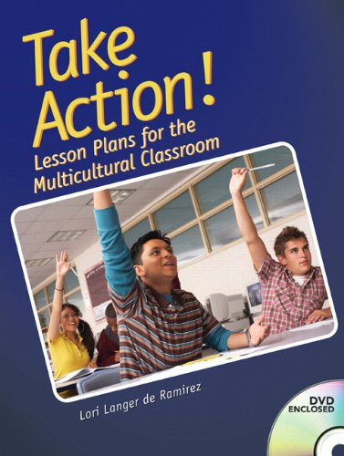 9780131573505: Take Action! Lesson Plans for the Multicultural Classroom