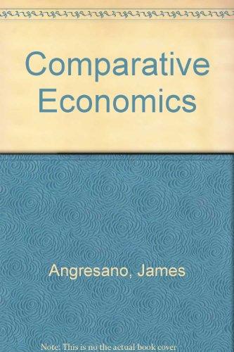 9780131574472: Comparative Economics