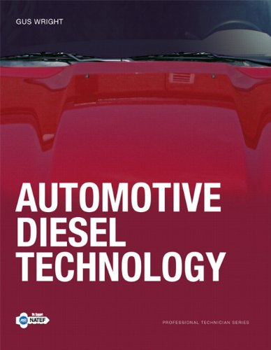 9780131574533: Automotive Diesel Technology (Automotive Diesel and Heavy Duty)