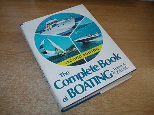 9780131575035: Complete Book of Boating