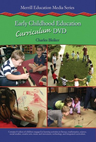 9780131575042: Early Childhood Curriculum DVD Version 1.0