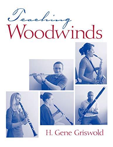 9780131577121: Teaching Woodwinds