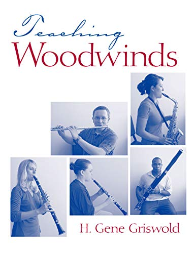 9780131577121: Teaching Woodwinds