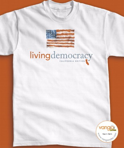 9780131577879: Living Democracy, California Edition