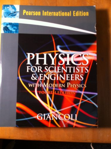 9780131578494: Physics for Scientists and Engineers with Modern Physics