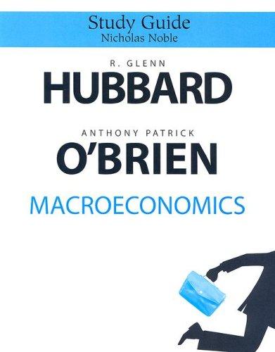 9780131579682: Study Guide for Macroeconomics