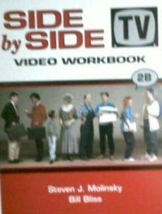 9780131581630: Side by Side TV Video Workbook 2