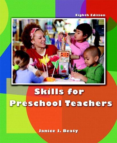 9780131583788: Skills for Preschool Teachers
