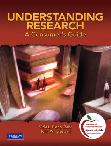 9780131583894: Understanding Research: A Consumer's Guide