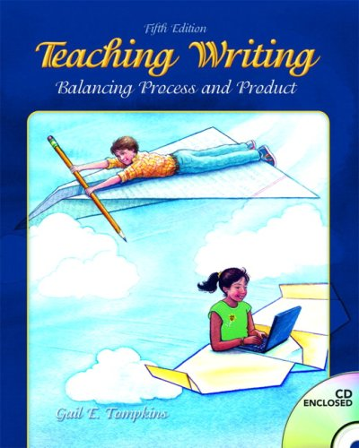 9780131584167: Teaching Writing:Balancing Process and Product