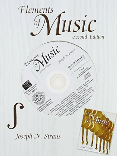 9780131584198: CD of Audio Examples for Elements of Music