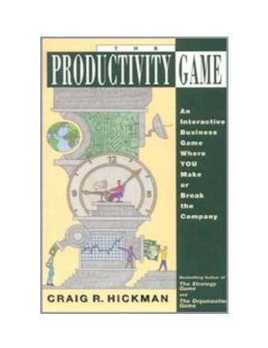 9780131584945: The Productivity Game (Management Game)