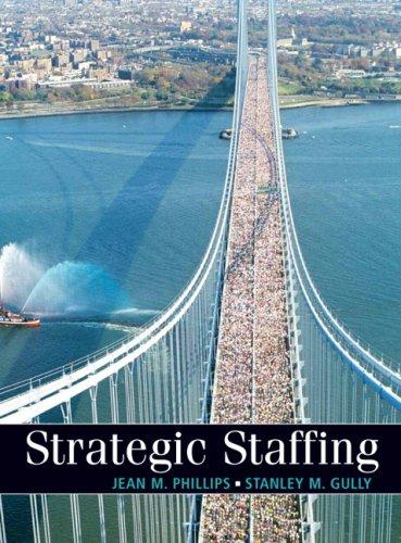 9780131586949: Strategic Staffing