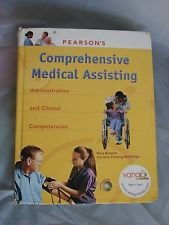 9780131587069: Student Workbook, Pearson's Clinical Medical Assisting Vol.3