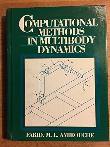 9780131589162: Computational Methods in Multibody Dynamics