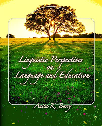9780131589285: Linguistic Perspectives on Language and Education