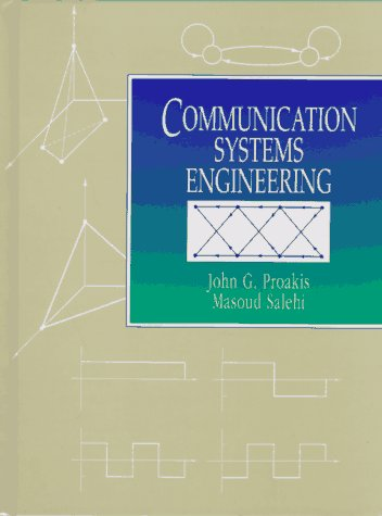 9780131589322: Communication Systems Engineering