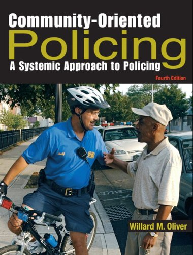 9780131589872: Community-Oriented Policing: A Systemic Approach to Policing