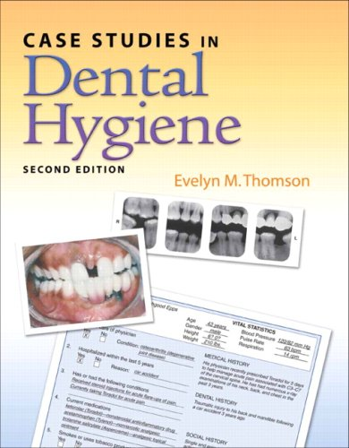 9780131589940: Case Studies in Dental Hygiene