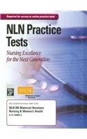 9780131590694: NLN RN Maternal-Newborn & Women's Health Test