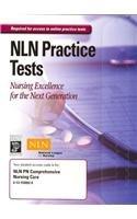 9780131590922: NLN PN Comprehensive Nursing Care Online Test Access Code Card