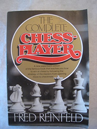 9780131591295: Complete Chessplayer