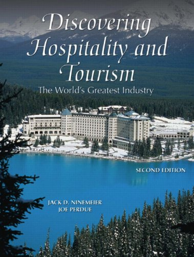 9780131591998: Discovering Hospitality and Tourism: The World's Greatest Industry (2nd Edition)