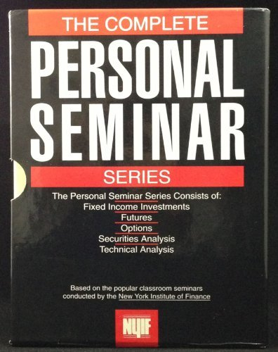 The Complete Personal Seminar Series/Boxed: Fullman, Scott, New York Institute of Finance