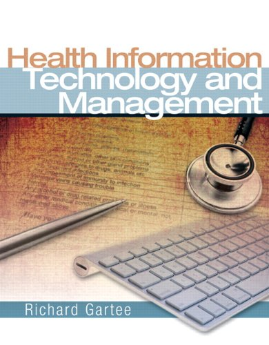 9780131592674: Health Information Technology and Management