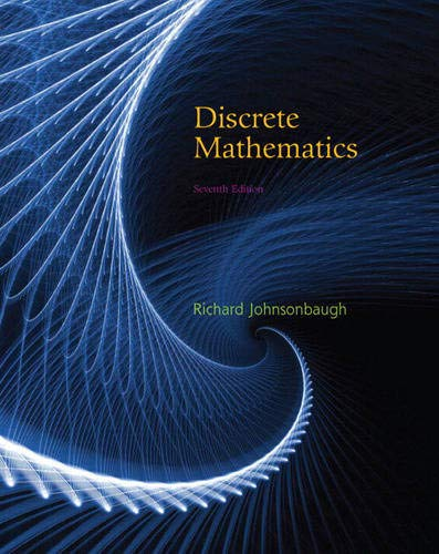 9780131593183: Discrete Mathematics, 7th Edition