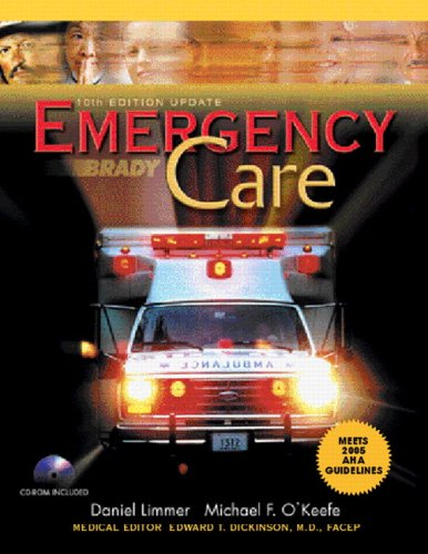 9780131593626: Emergency Care AHA Update (Paper) (10th Edition)