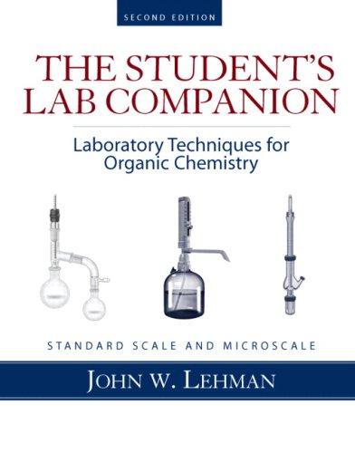 9780131593817: Laboratory Techniques for Organic Chemistry: Student Lab Companion