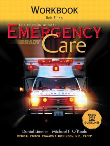 9780131594623: Emergency Care Workbook