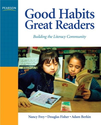 9780131597174: Good Habits, Great Readers: Building the Literacy Community