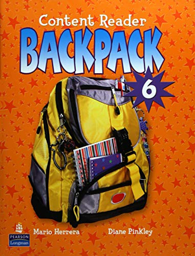 9780131597341: Backpack 6 Content Reader