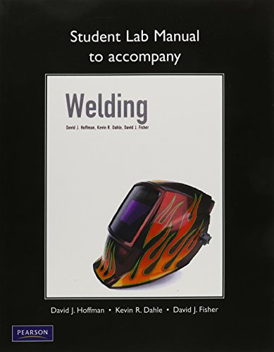 9780131597761: Welding Lab Manual for Welding