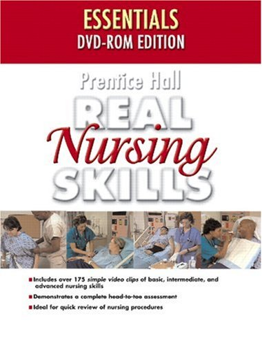 9780131598959: Prentice Hall Real Nursing Skills Essentials DVD