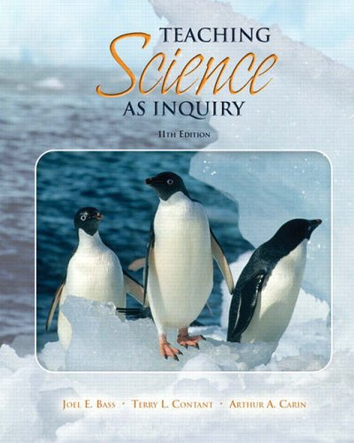 9780131599499: Teaching Science as Inquiry (11th Edition)
