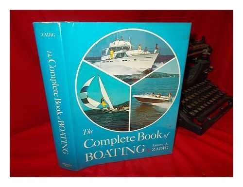 9780131601437: Complete Book of Boating