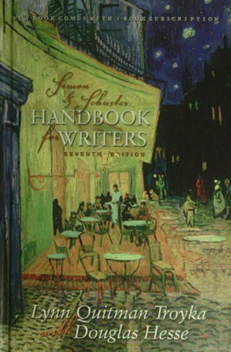 9780131604391: Simon And Schuster Handbook for Writers