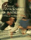 9780131605176: The Legal Environment of Business: A Critical-Thinking Approach