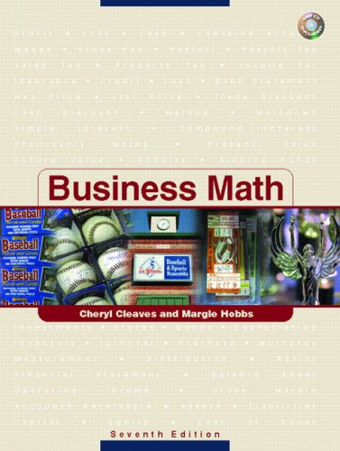 9780131606753: Business Math: Complete Version