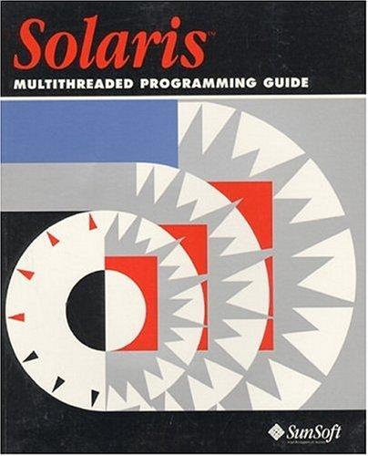 9780131608962: Solaris Multithreaded Programming Guide