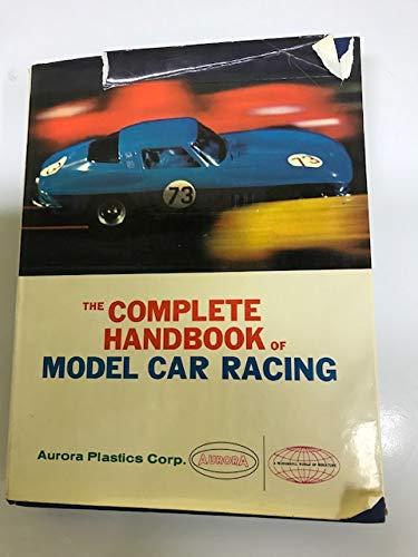 9780131610002: The Complete Handbook of Model Car Racing.