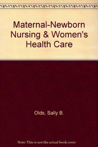 9780131613553: Maternal-Newborn Nursing & Women's Health Care